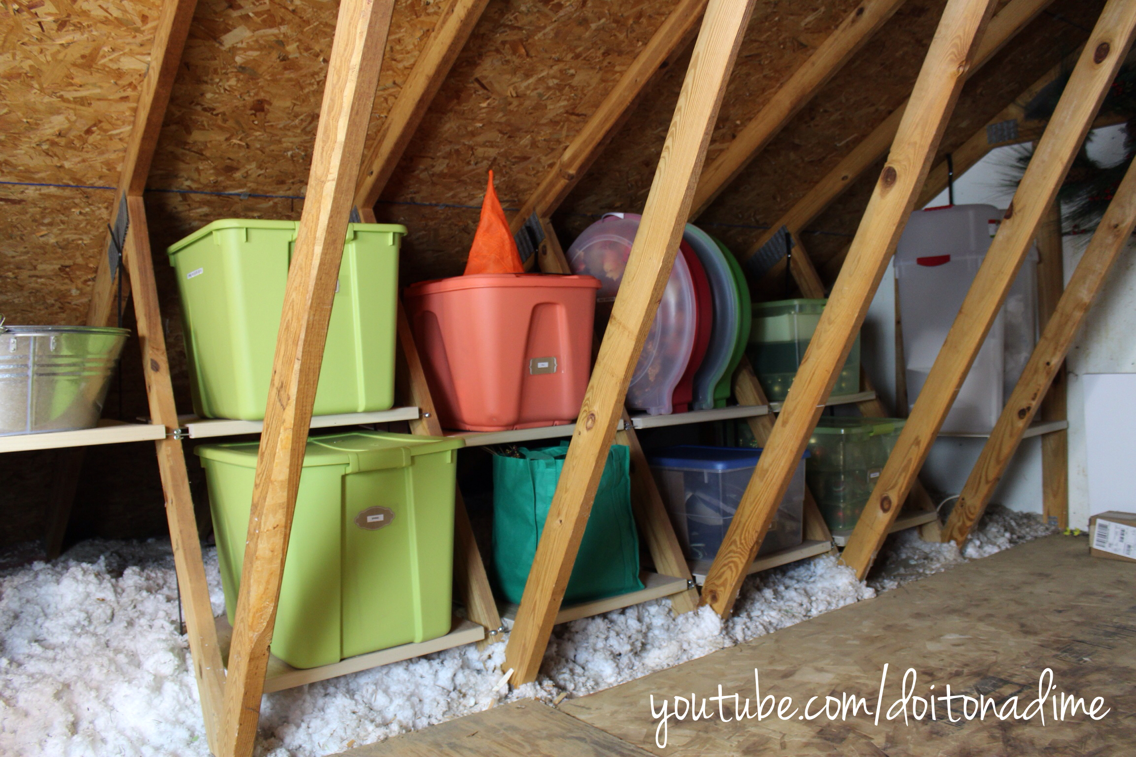 How To Organize Your Attic Atticmaxx Giveaway