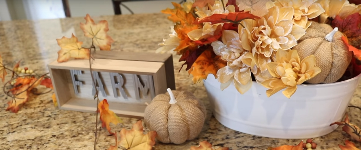 Dollar Tree Fall Shop With Me Diy Included