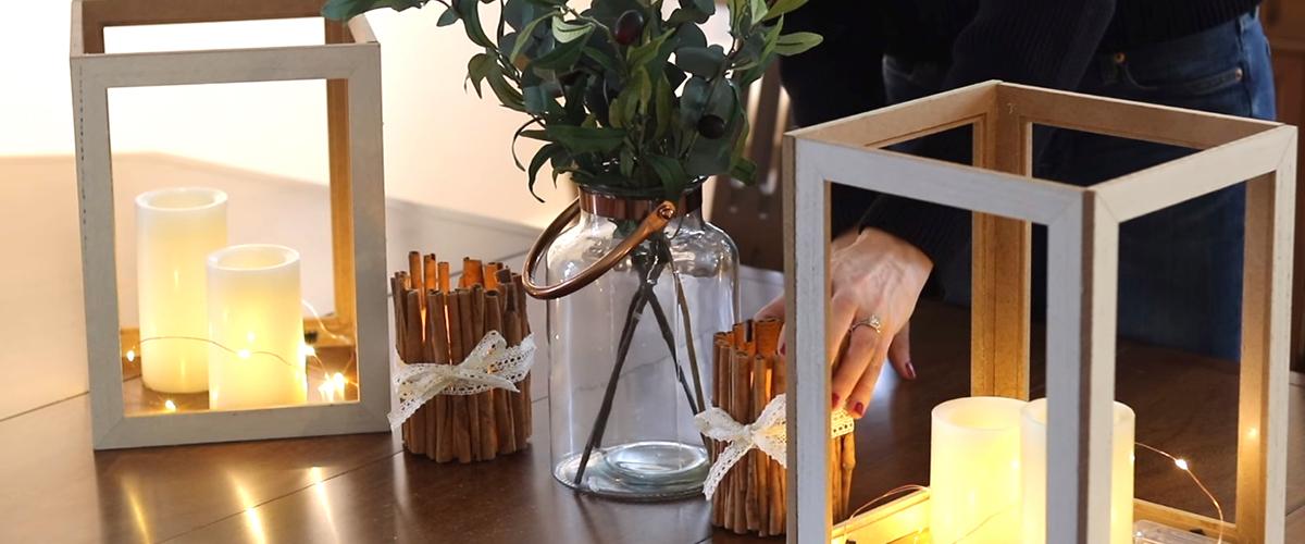 Pottery Barn Dollar Tree DIYs! Fall & Christmas Decor 2018