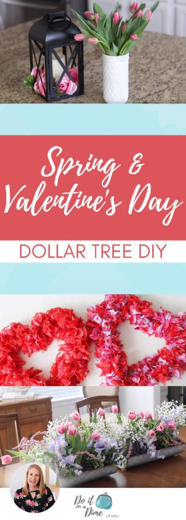 Dollar Tree Diys For Spring Valentines 2019