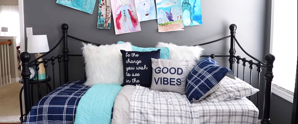 BUDGET SHOP & DECORATE WITH ME AT BIG LOTS! 🧡